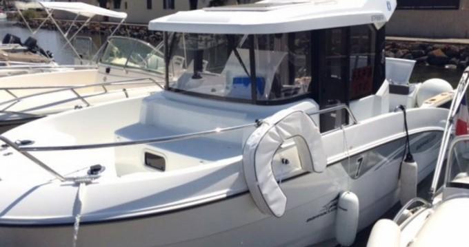 Location bateau Bénéteau Barracuda 7 à Ajaccio sur Samboat