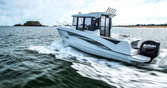 Location bateau Ajaccio pas cher Barracuda 7