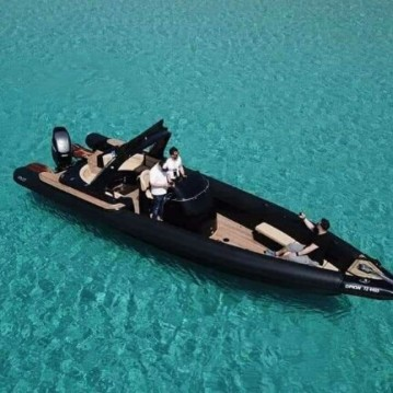Hire Motor boat with or without skipper Fost Corfu