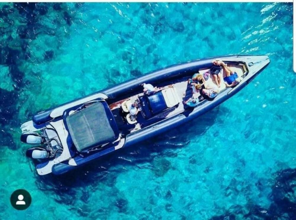 Boat rental Fost Bad Boy in Corfu on Samboat