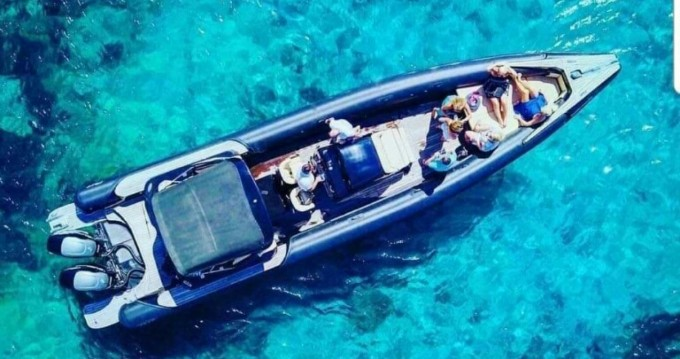Boat rental Corfu cheap Bad Boy