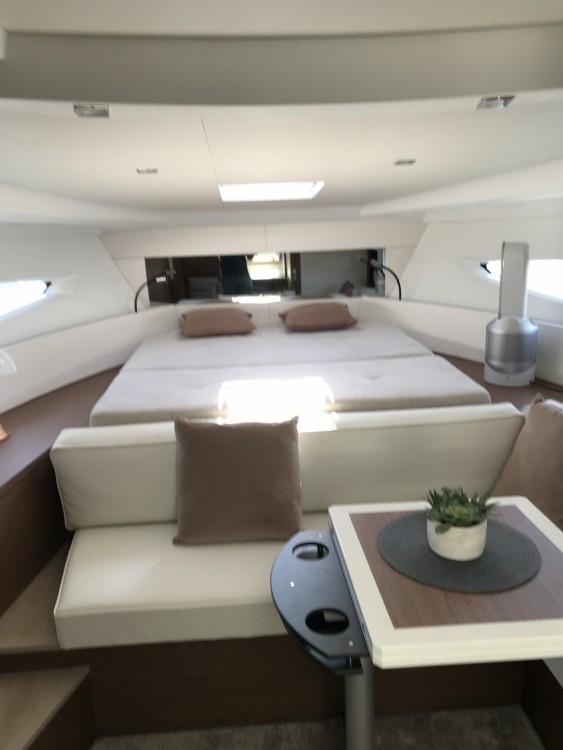 Location yacht à Golfe-Juan - Jeanneau Leader 36 Open sur SamBoat