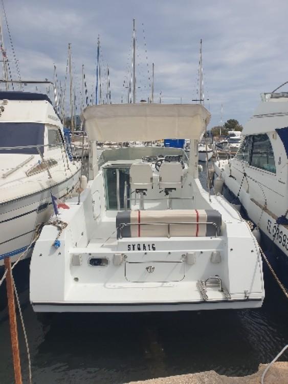 Location yacht à Six-Fours-les-Plages - Bénéteau flyer 7 sur SamBoat