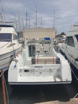 Location bateau Bénéteau flyer 7 à Six-Fours-les-Plages sur Samboat