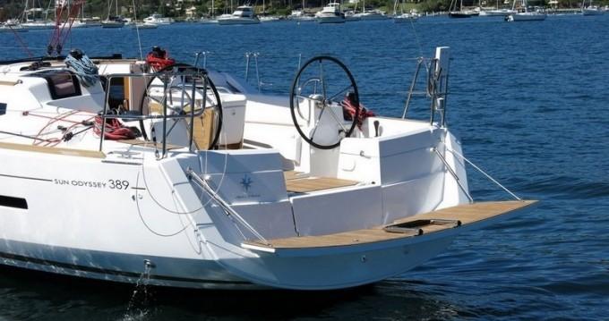 Noleggio barche La Rochelle economico Sun Odyssey 389
