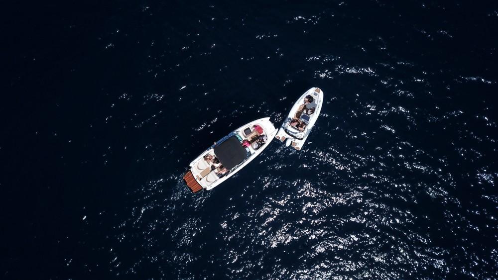 Rent a Grand Boats Golden Line G500 Calvià