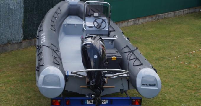 Rental yacht Pénestin - 3D Tender X Pro 589 on SamBoat