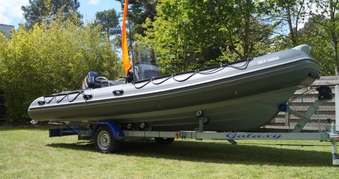 Boat rental 3D Tender X Pro 589 in Pénestin on Samboat