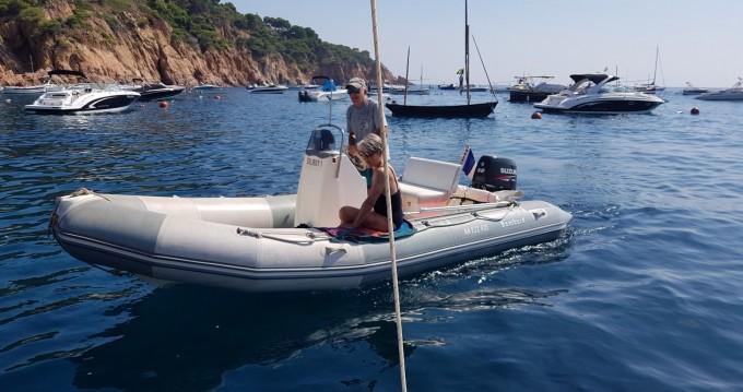 Location bateau Tamariu pas cher Ribster 500