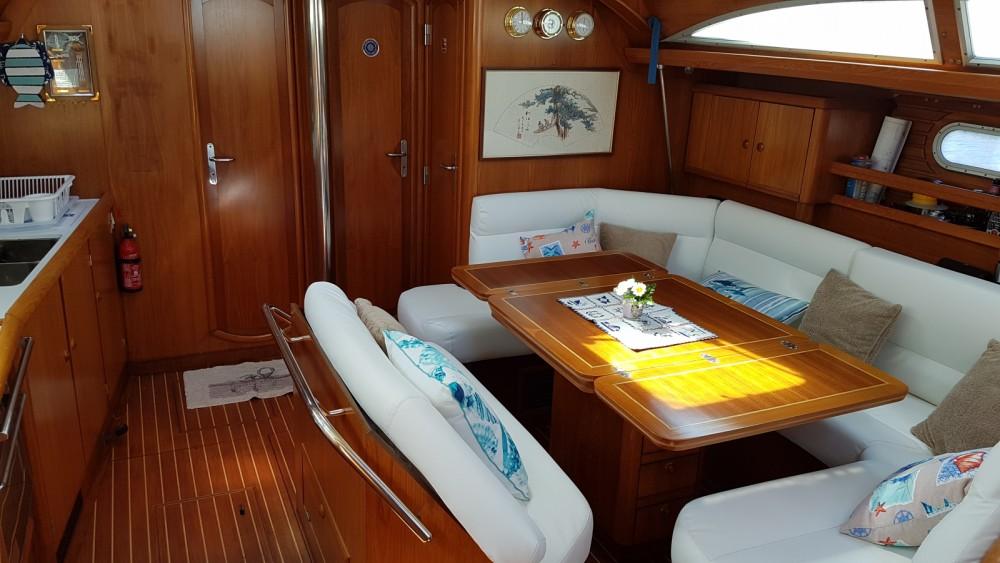 Verhuur Zeilboot in Monte Argentario - Jeanneau Sun Odyssey 45.2