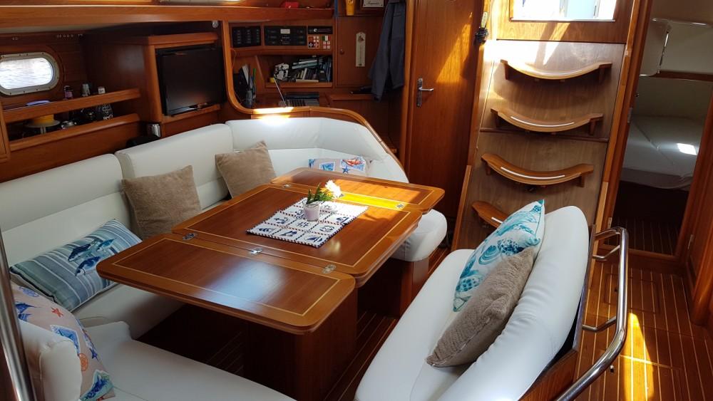 Huur een Jeanneau Sun Odyssey 45.2 in Monte Argentario