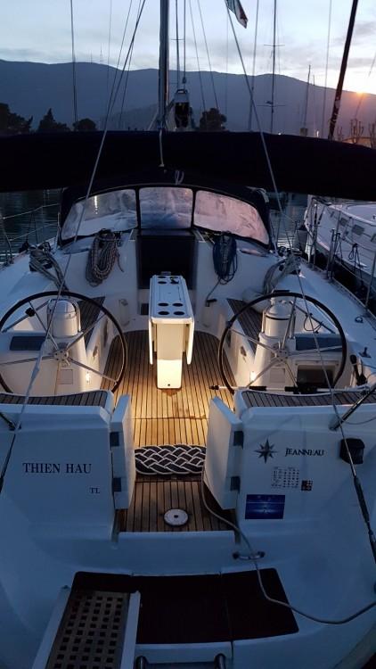 Jachthuur in Monte Argentario - Jeanneau Sun Odyssey 45.2 via SamBoat