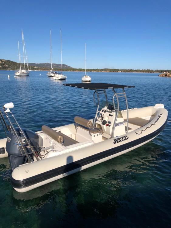 Huur Rubberboot met of zonder schipper Joker Boat in Porto-Vecchio