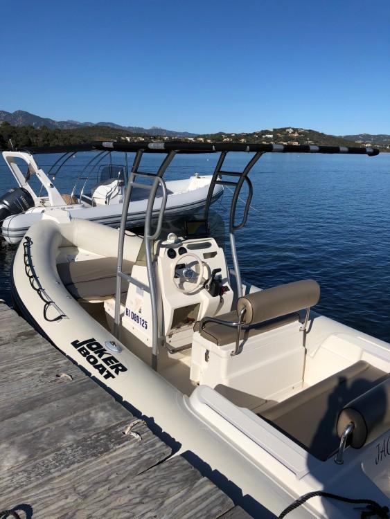 Joker Boat Clubman 23 te huur van particulier of professional in Porto-Vecchio