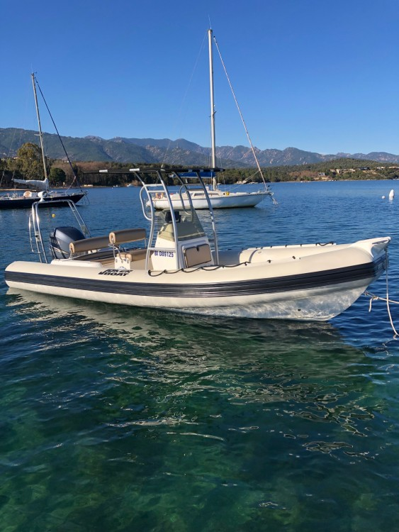 Verhuur Rubberboot in Porto-Vecchio - Joker Boat Clubman 23