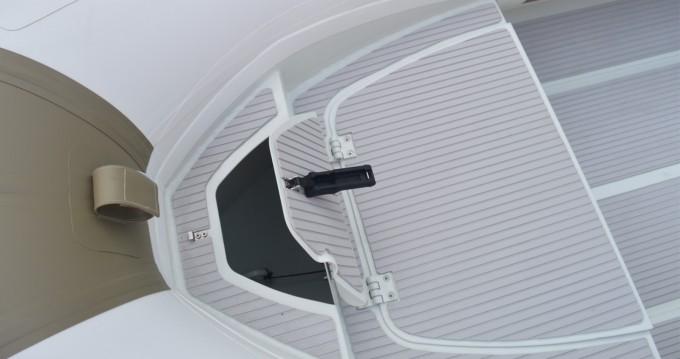Location Semi-rigide 3D Tender avec permis