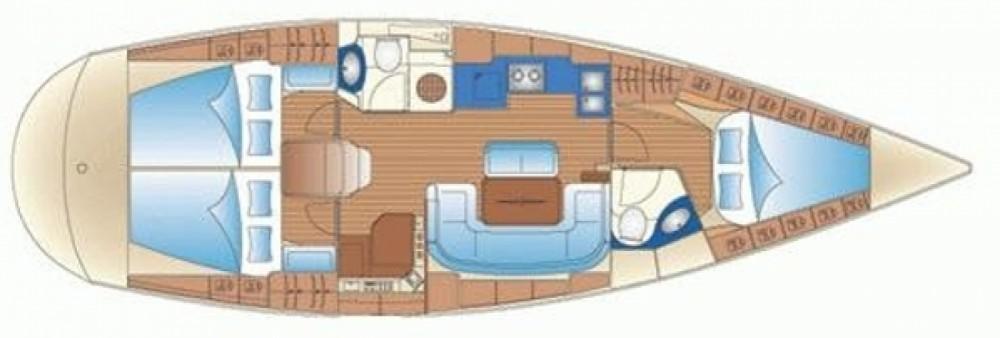 noleggio Barca a vela San Vincenzo - Bavaria Bavaria 42