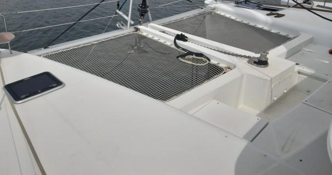 Location yacht à Port de Hyères (St Pierre) - Lagoon Lagoon 450 F sur SamBoat