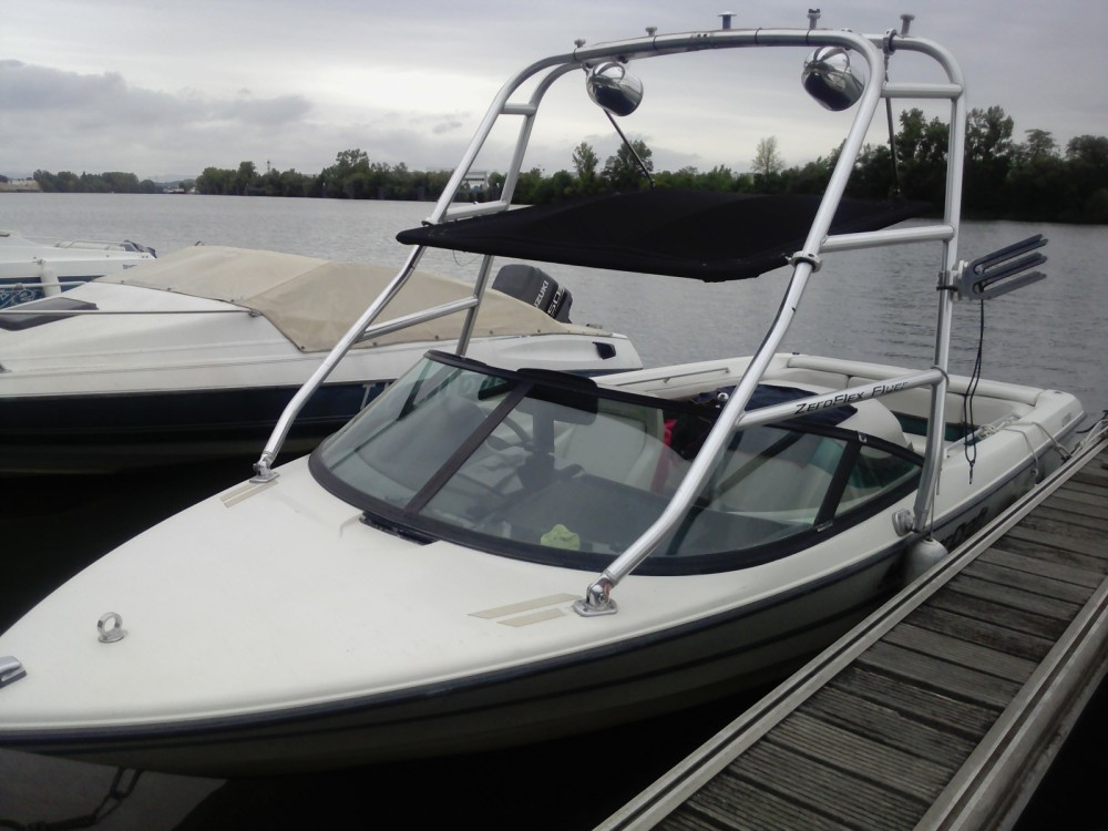 Hire Motor boat with or without skipper Mastercraft Savines-le-Lac