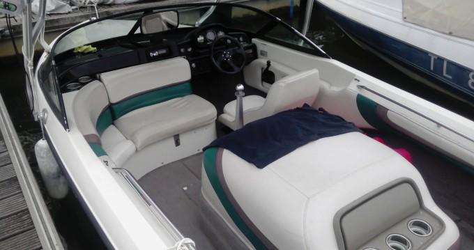 Boat rental Mastercraft Pro Star 190 in Savines-le-Lac on Samboat