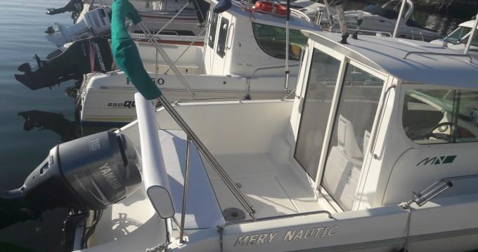 Location bateau Vilaboa pas cher Eyrac 600