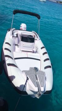 Location bateau Selva S 650 Ds Family à Saint-Raphaël sur Samboat