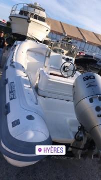 Location bateau Six-Fours-les-Plages pas cher Coaster 540
