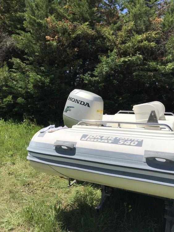 Location yacht à Six-Fours-les-Plages - Joker Boat Coaster 540 sur SamBoat