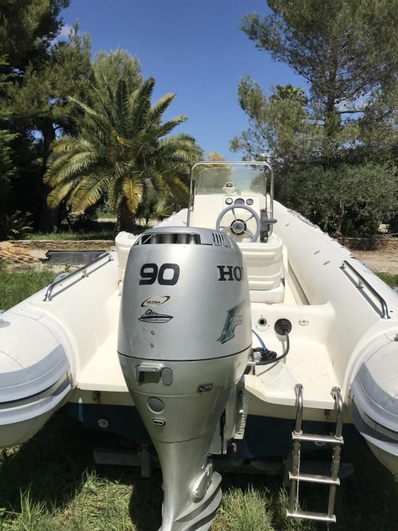Location Bateau à moteur à Six-Fours-les-Plages - Joker Boat Coaster 540