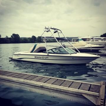 Rental yacht Savines-le-Lac - Mastercraft Pro Star 190 on SamBoat