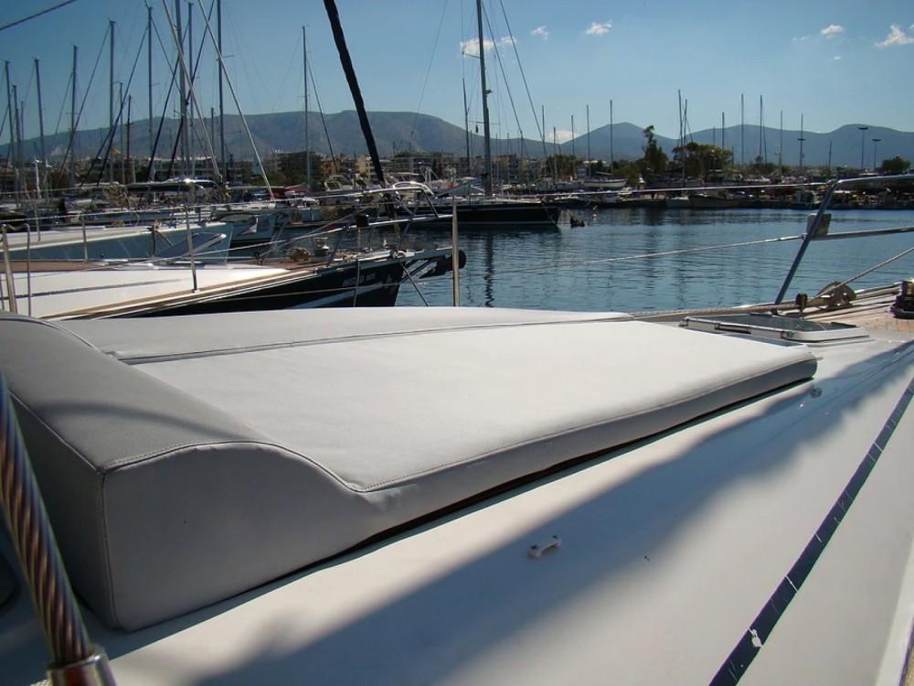 Rental Sailboat in Athens - Ocean Star 51.2