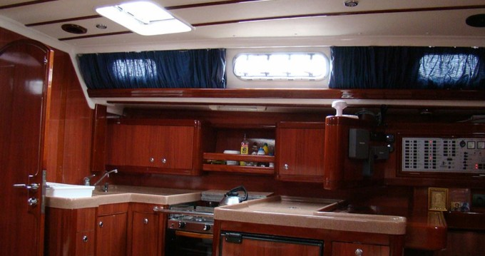 Rental yacht Athens - Ocean Star 51.2 on SamBoat
