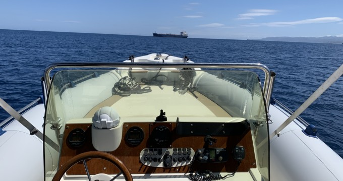 Louez un Marlin Boat Marlin 23 à Panarea