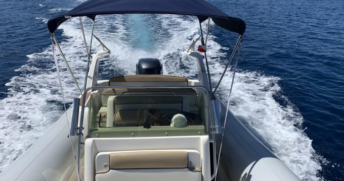 Marlin Boat Marlin 23 entre particuliers et professionnel à Panarea