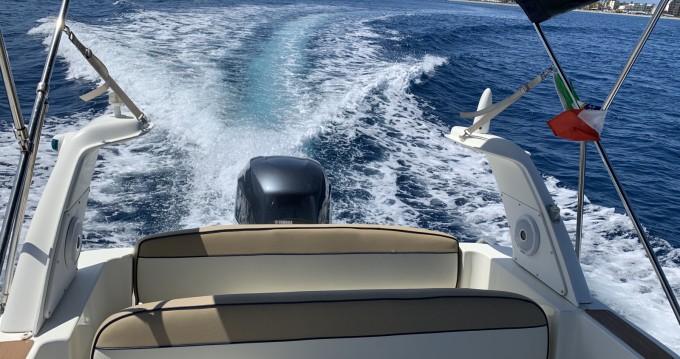 Location yacht à Panarea - Marlin Boat Marlin 23 sur SamBoat