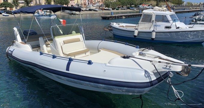 Location bateau Marlin Boat Marlin 23 à Panarea sur Samboat