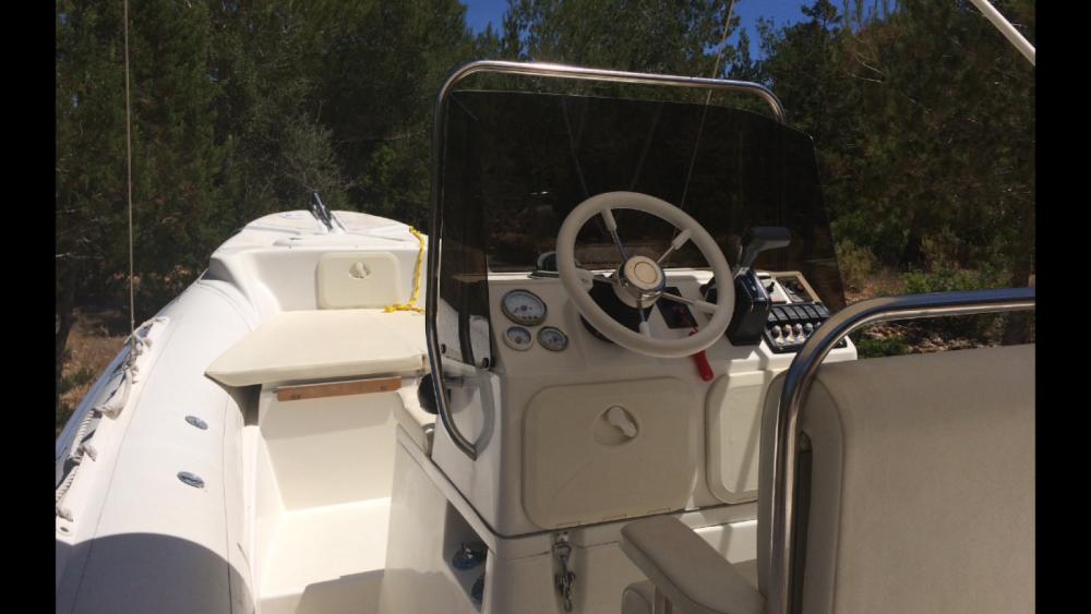Location yacht à Ibiza - Gommonautica G65y sur SamBoat