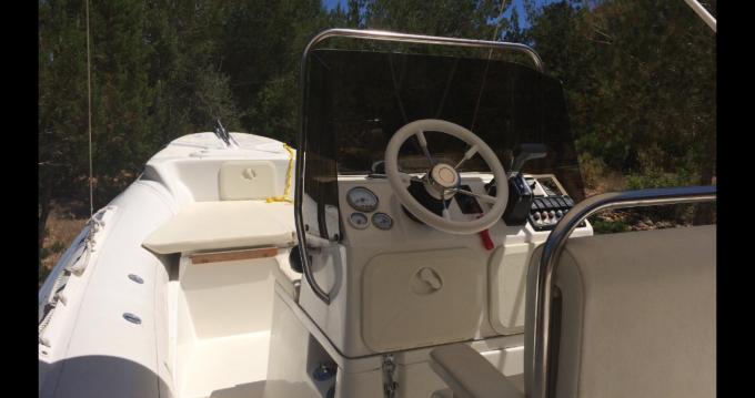 Location bateau Île d'Ibiza pas cher G65y