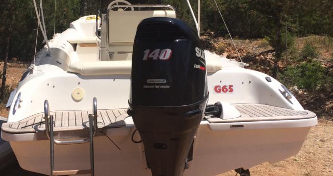 Louer Semi-rigide avec ou sans skipper Gommonautica à Île d'Ibiza