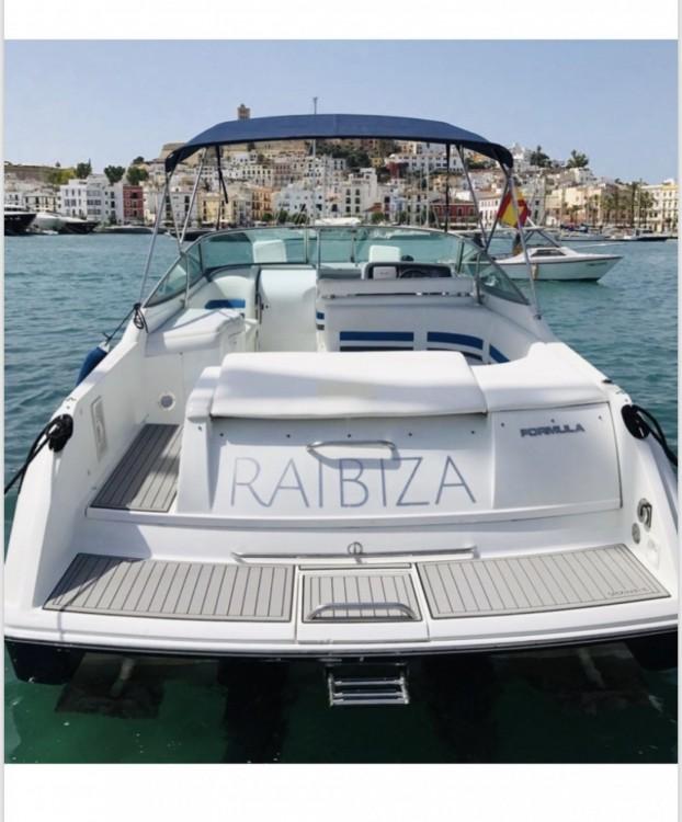 Formula Formula 33 ss between personal and professional Ibiza city
