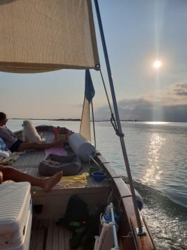 Location yacht à Treporti - Barca d'epoca in legno  Gozzo sur SamBoat