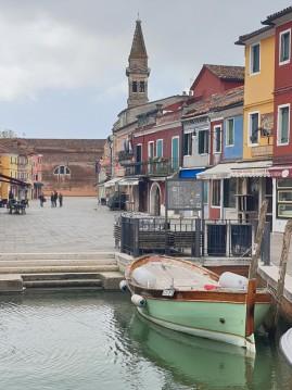 Location Bateau à moteur à Treporti - Barca d'epoca in legno  Gozzo