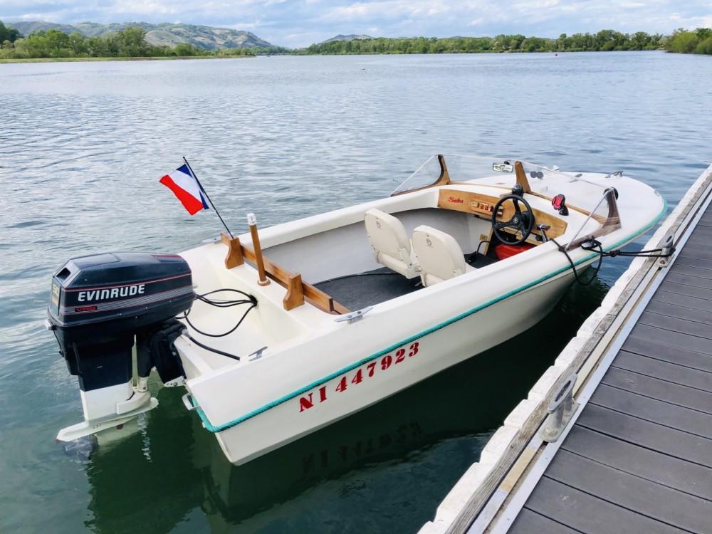 Alquiler Lancha Rocca con título de navegación