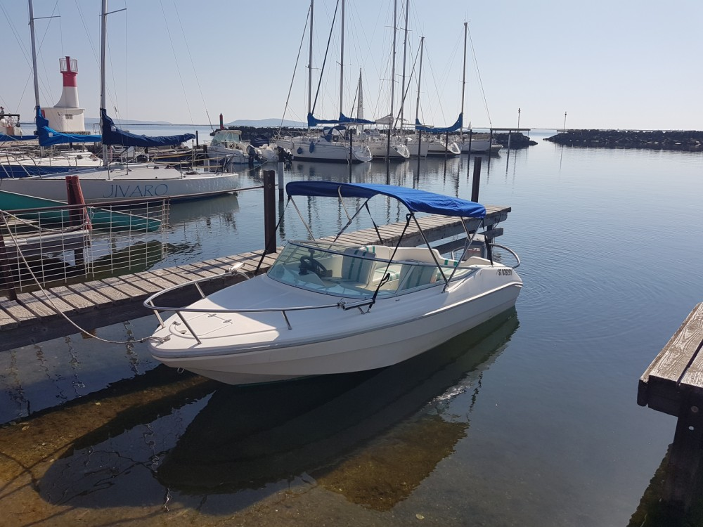 Motor boat for rent Marseillan at the best price