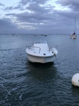 Location bateau Lège-Cap-Ferret pas cher Flyer 650 Open