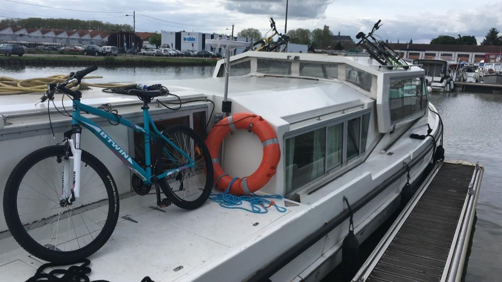 Vermietung Motorboot Porter and Haylett mit Führerschein