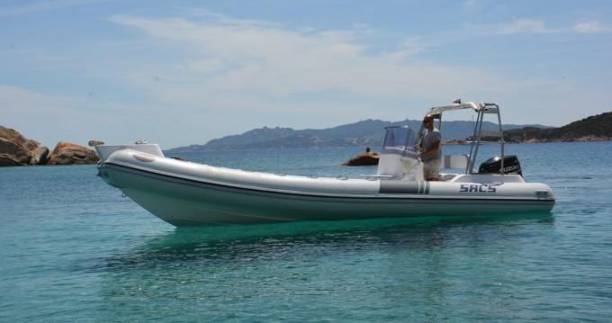 Location bateau La Maddalena pas cher Sacs S 750