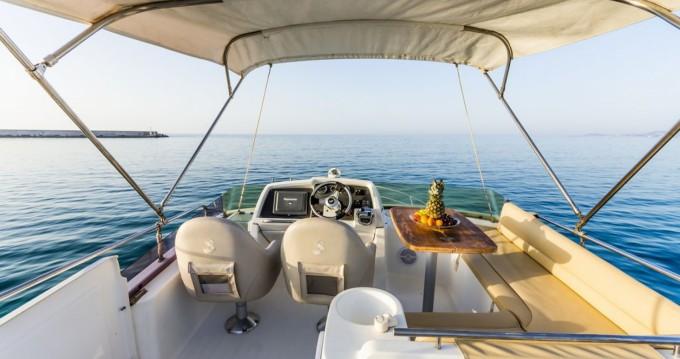 Location bateau Réthymnon pas cher Antares 13.80
