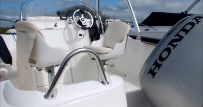 Boat rental Andernos-les-Bains cheap Open