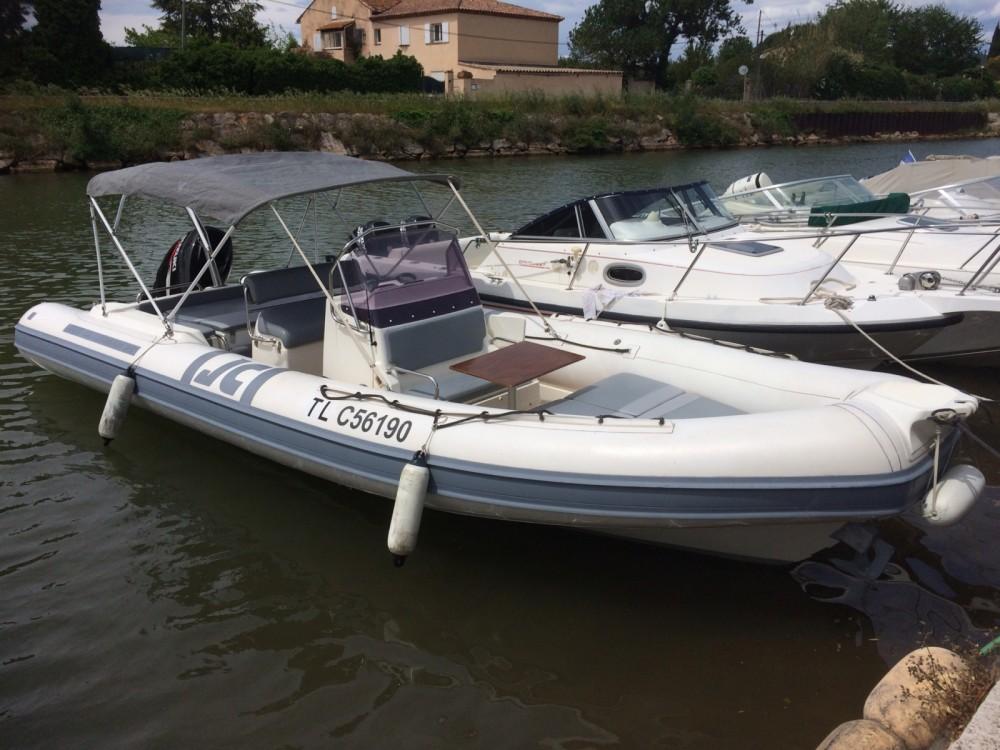 Rental RIB in Hyères - Joker Boat Clubman 26